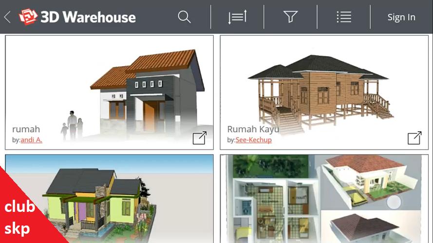 sketchup app para ios y android