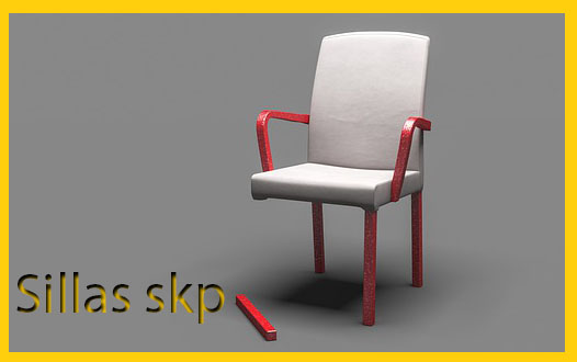 chairs for sketchup