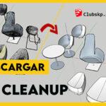 descargar cleanup skethcup